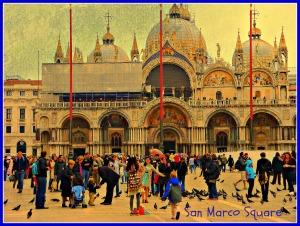 San Marco Square.
