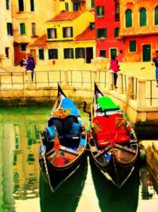 More gondolas.