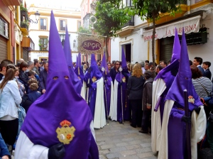 The Nazarenos.