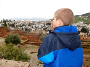 Granada is the capital of the province of Granada, in the region of Andalusia, Spain.