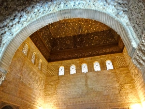 It became the capital of a province of the Caliphate of Cordoba.