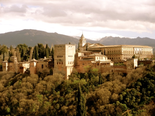 The Alhambra!