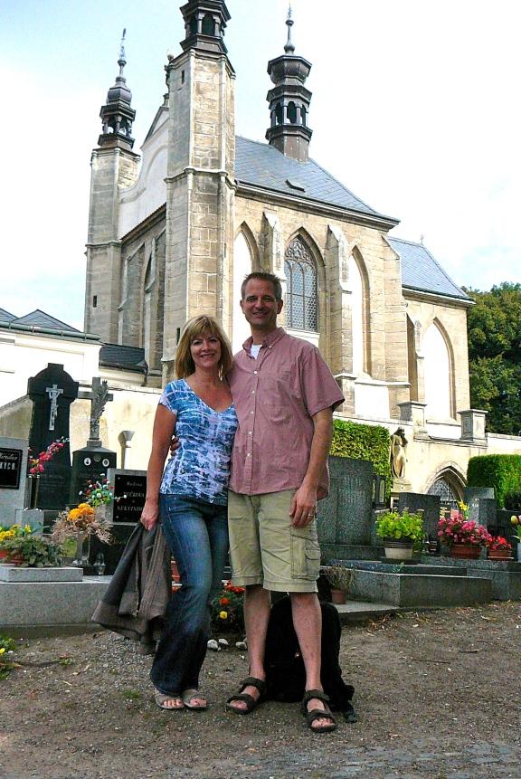 Ahhh, another quaint European church...not!!