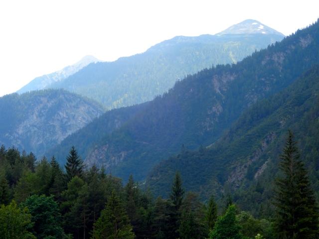 The Austrian Alps!