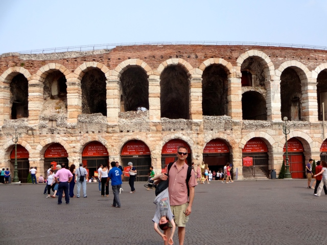 The Arena of Verona