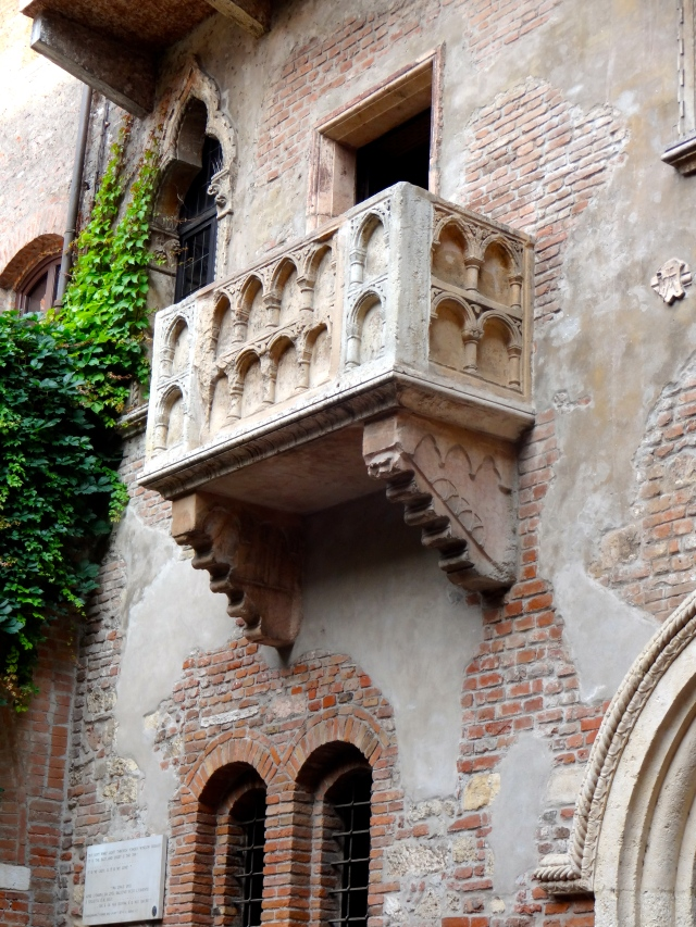 Verona (Day 6): so much MORE than Juliet's Balcony!