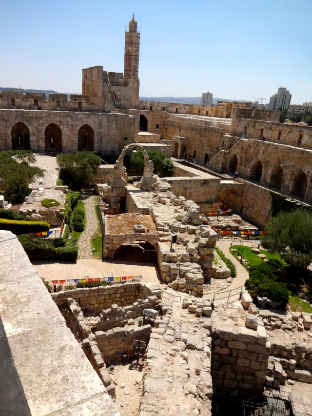 Then the Jewish leaders took Jesus from Caiaphas to the palace of the Roman governor. John 18:28