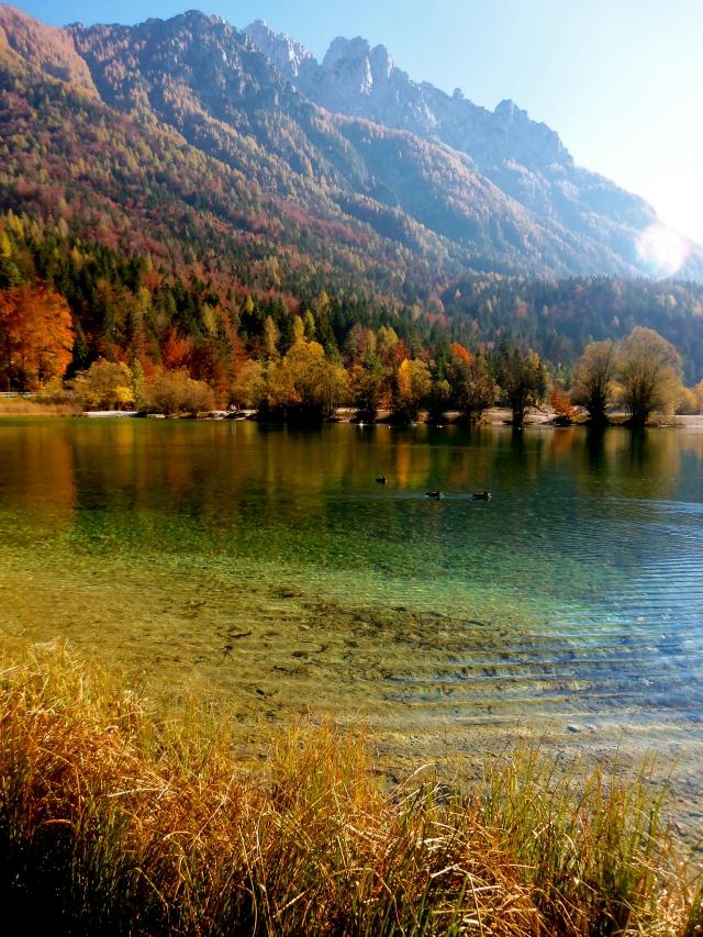 Julian Alps, October 2012