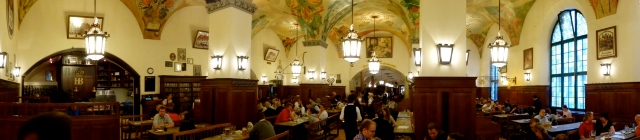 Munich's Hofbräuhaus: the world's most famous beer hall!