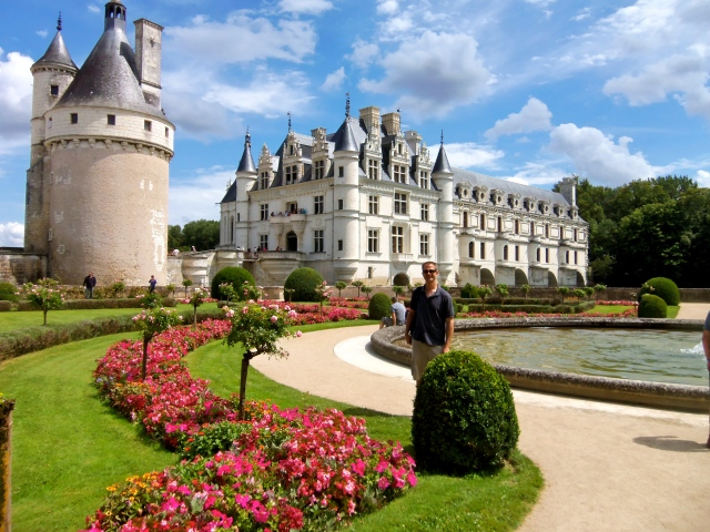 Photo of the day: Château de Chenonceau