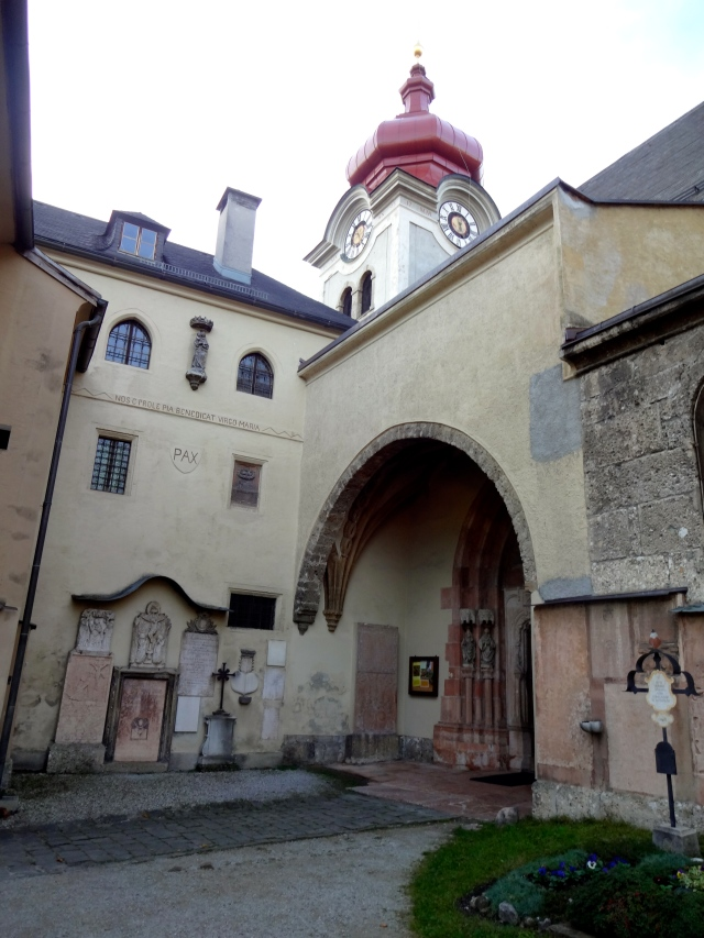 Nonnburg Abbey