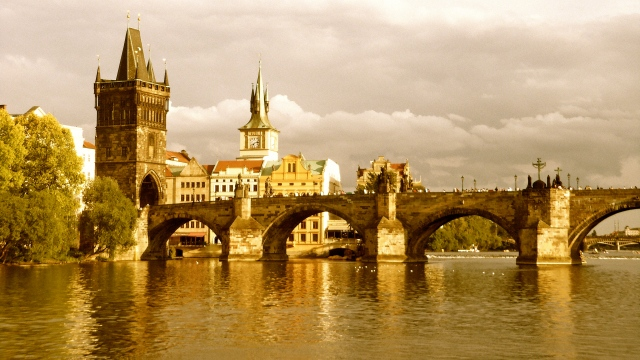 Prague=eye candy