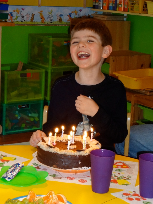 My ninth birthday party!