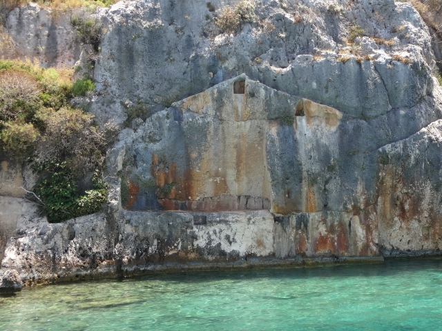 Kekova: the sunken city